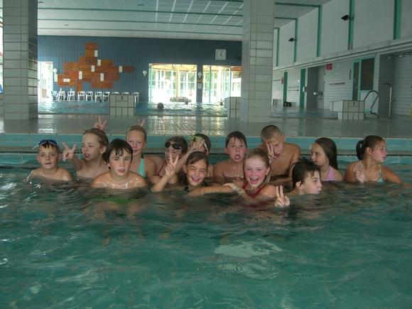 Schwimmen fürs Sportabzeichen